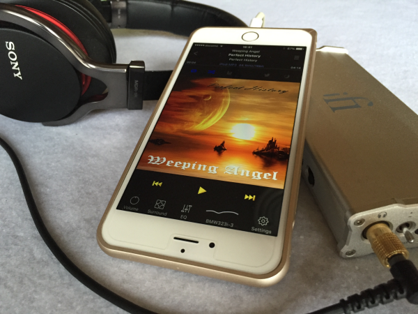 KaiserTone - HiRes Audio Player for iPhone