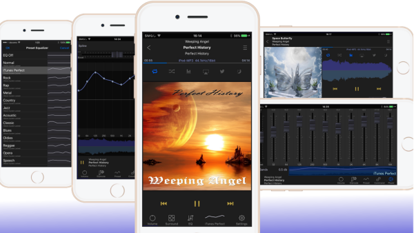 KaiserTone Medley - HiRes Audio Player as Medley for iPhone